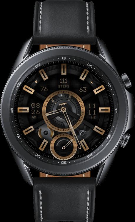 Samsung galaxy 3 watch face