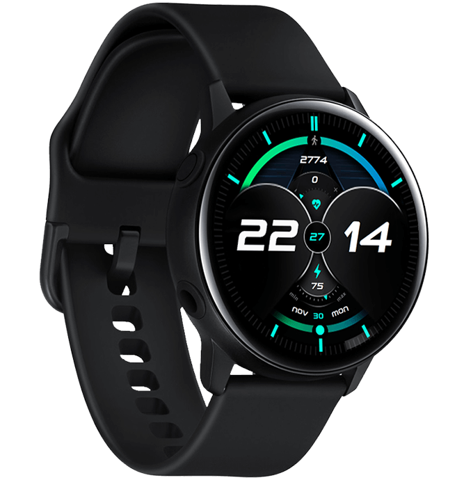 Watch face for galaxy watch