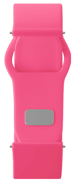 Pink Strap for samsung galaxy smart watch