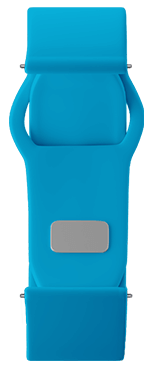 Light blue Strap for samsung galaxy smart watch