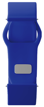Dark blue Strap for samsung galaxy smart watch