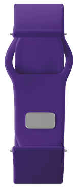 Purple Strap for samsung galaxy smart watch