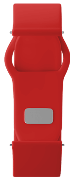 light red Strap for samsung galaxy smart watch