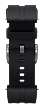 Black modern Strap for samsung galaxy smart watch