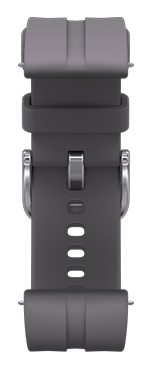 Gray Strap for samsung galaxy smart watch