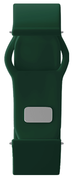 Dark green Strap for samsung galaxy smart watch