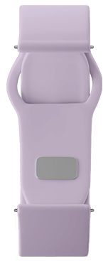 Light purple Strap for samsung galaxy smart watch