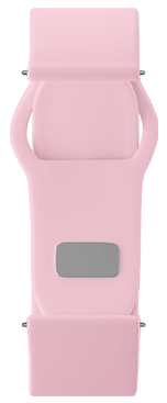 Light pink Strap for samsung galaxy smart watch