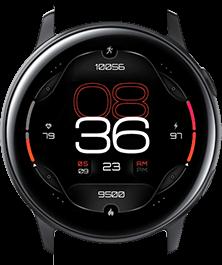 Exo Watch - Galaxy Watch Face