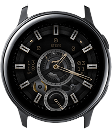 Superior S1 - Galaxy Watch Face
