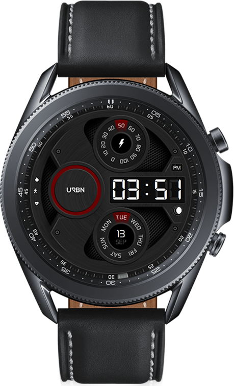 galaxy watch face for samsung watch